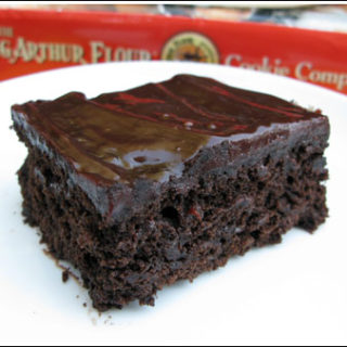 Frosted Cakey Brownie