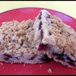 cooking light cranberry-oatmeal bars