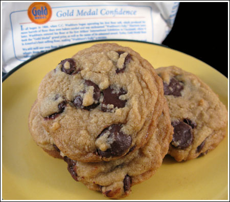 Extraordinary Chocolate Chip Cookies Gold Medal