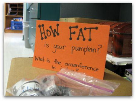 fat pumpkin