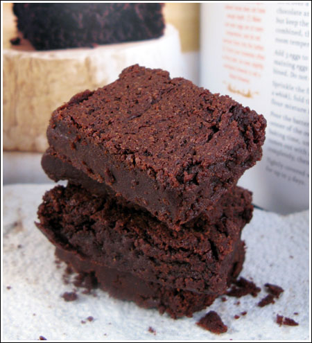 Brownies from Baked