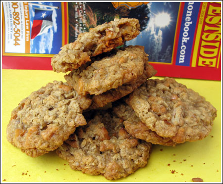 Oatmeal Butterscotch Pecan Cookies Cookie Madness