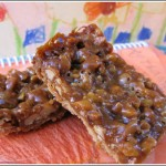 Honey Pecan Bars