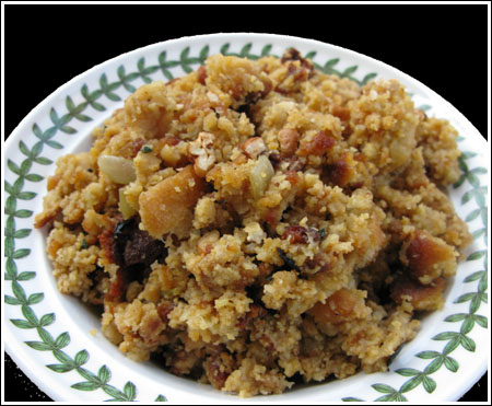 Slow Cooker Stuffing Basic Recipe