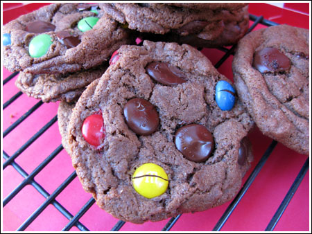 Thin Chocolate Cookies