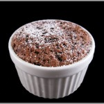 Hot Chocolate Fudge Cake from Cooking Light