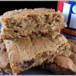 Peanut Butter Blondies from Redbook