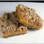 sweet potato pie bars