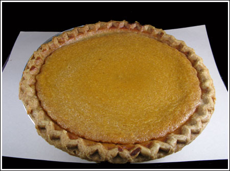 Another Sweet Potato Pie