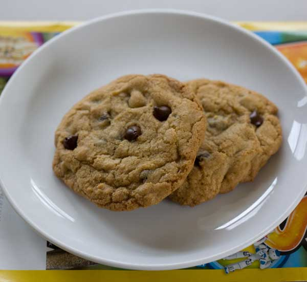 Chocolate Chip Cookies Chewy