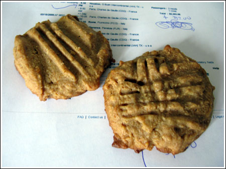 AllRecipes Whole Wheat Peanut Butter Cookies Review