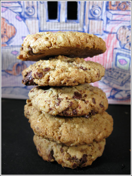 Total Chocolate Chunk Cookies