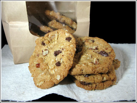 Crunchy Oatmeal Chocolate Chip