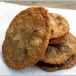 More Thin & Crispy Chocolate Chip Cookies