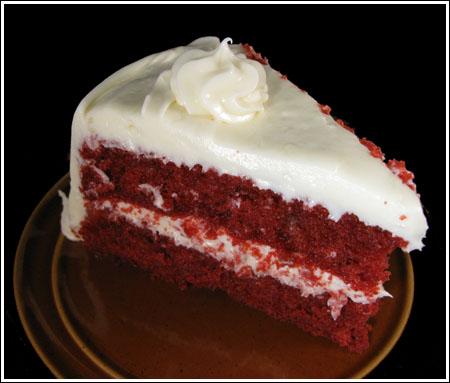 A Very Easy Red Velvet Cake