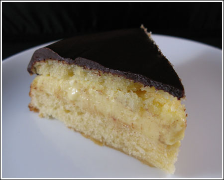 Boston Cream Pie Cake Joy Of Baking