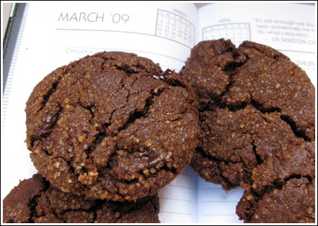 cookie :,baker's chocolate crackle cookies,chocolate crackle cookie ...