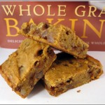 whole wheat pumpkin bars