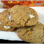 Butterscotch Marshmallow Cornflake Cookies