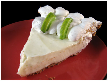 key lime pie without eggs