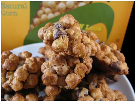 Weird but Delicious — Kix Cookies