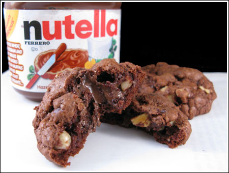 Nutella Lava Cookie
