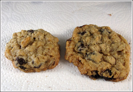 Oatmeal Chocolate Chip Cookie Madness!