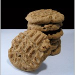 White Whole Wheat Flour Peanut Butter Cookies