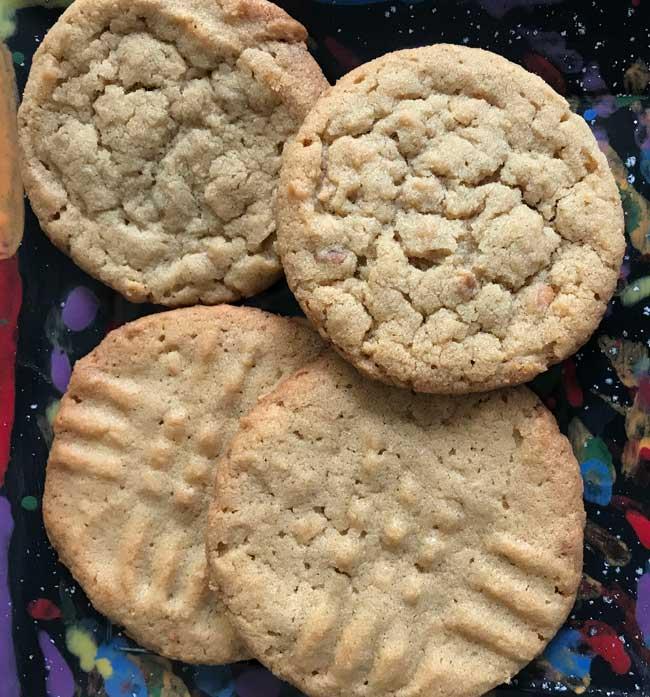 Sadie's Peanut Butter Cookies