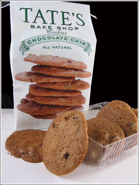 tates bake shop chocolate chip cookies
