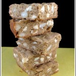 Macadamia White Chip Blondies