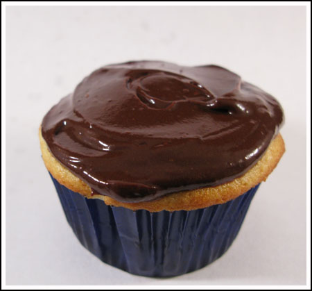dark chocolate frosting