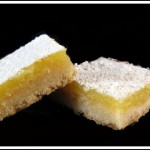 Lemon Squares with European Style Butter