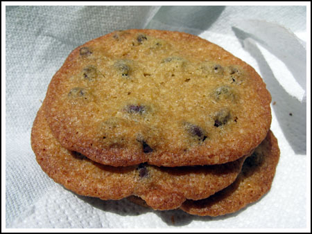 Added Tate's Bake Shop Cookies to Top 10