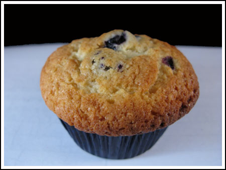 My Favorite Blueberry Muffin Recipe