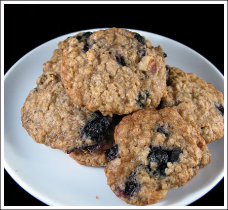 blueberry-oatmeal-cookies