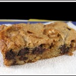 Chef Kate's Goop Blondies