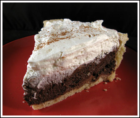 Maya Chocolate Cream Pie