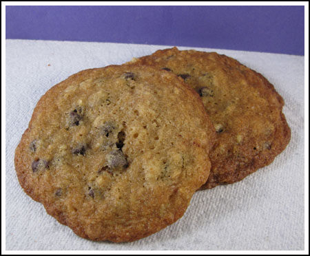 big sur chocolate chip cookies
