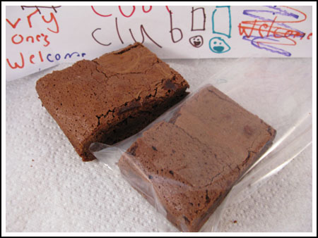 Artpark Brownies