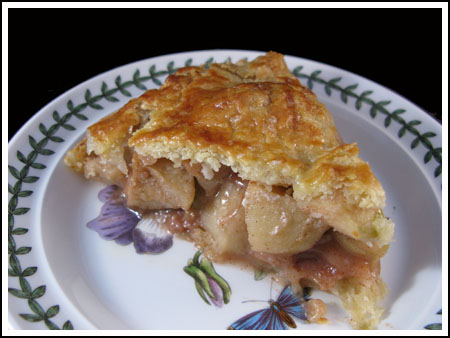Prize Winning Apple Pie and Best Crust Ever