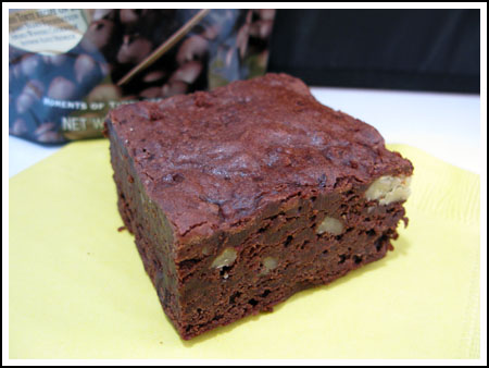 chocolate banana brownie recipe