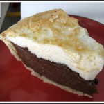 Best Yet Chocolate Meringue Pie