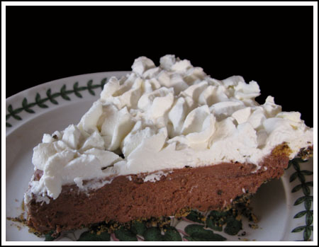 emeril chocolate pie