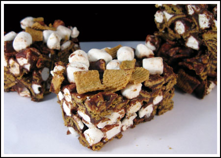 Indoor S'mores - Cookie Madness