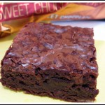 shiny top brownie recipe