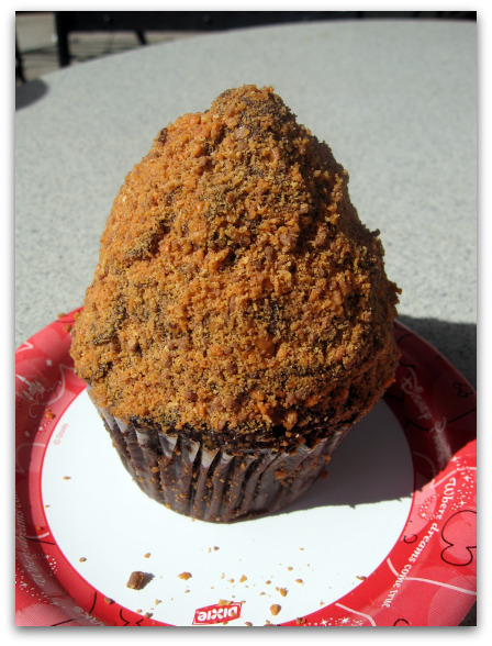 "Butterfinger Cupcake from Disney's ""Starring Rolls"""