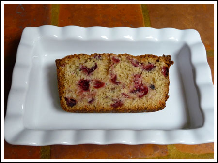jalapeno cranberry bread