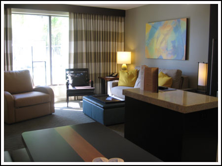 disney bay lake living room