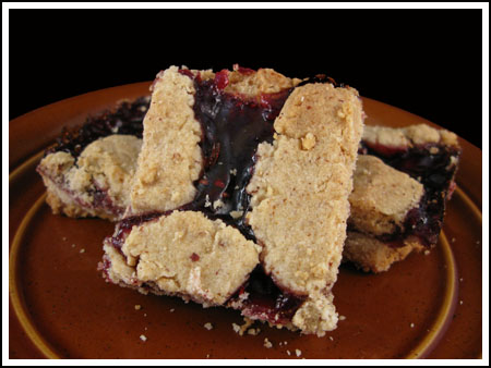 linzer bars for blog
